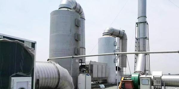工业废气处理改如何处理污染物呢?