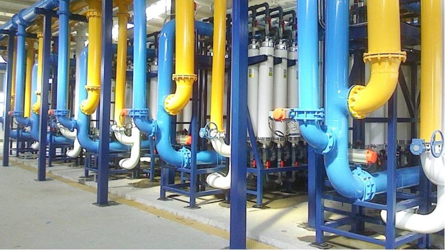 曙光制动机废水处理工程