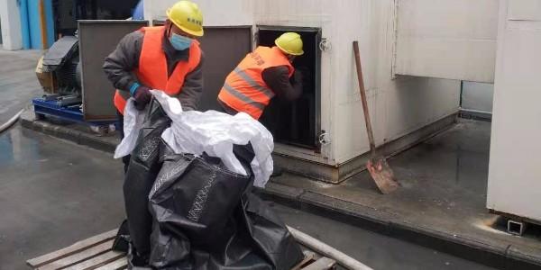 苏州工业园区某企业废气设备维保工程顺利完成