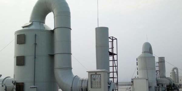 废气设备发生阻塞的使用办法.