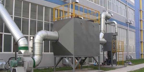 长兆废气处理设备